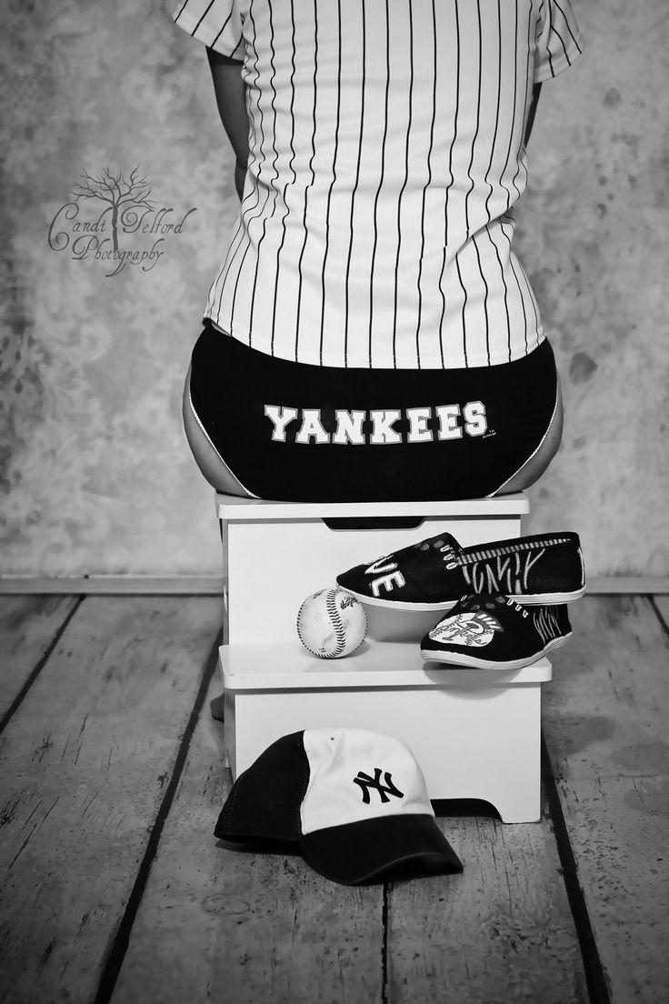 Yankees baseball Boudoir