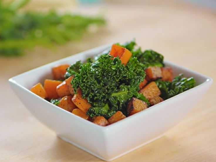 Butternut Squash and Kale Stir Fry Recipe (Can make into quesadillas ...