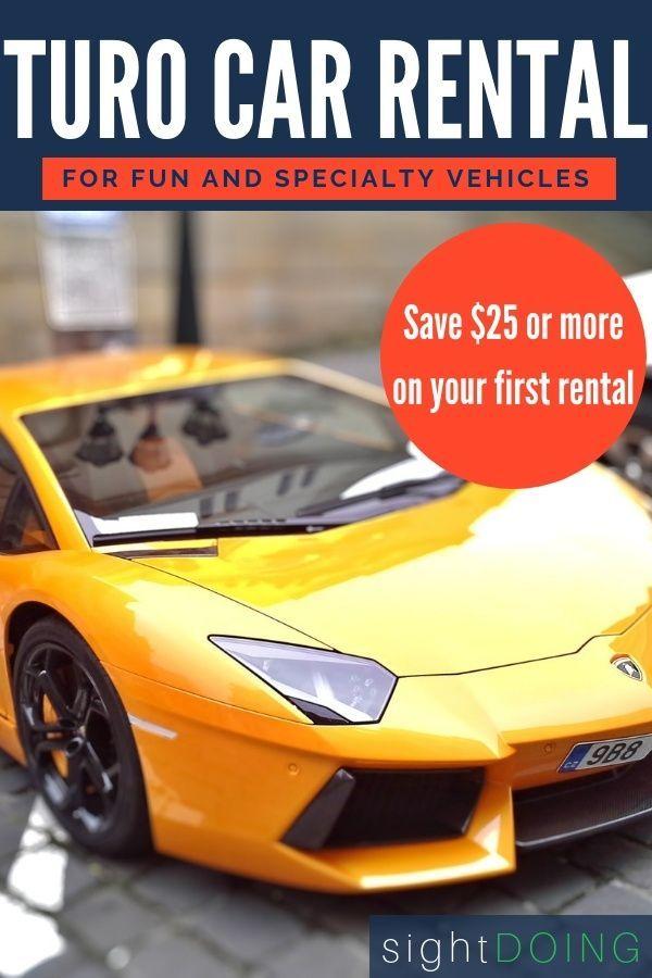 My Turo Car Rental Review I Actually Tried It Car Rental Car