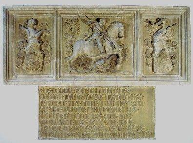 """Il """"Trofeo"""" della Torre di San Giorgio."""