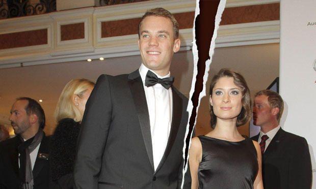 Manuel Neuer trennt sich von Freundin