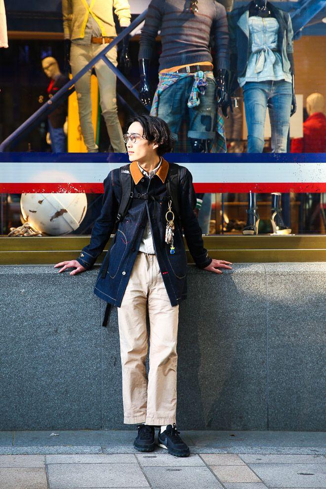 ストリートスナップ原宿 - 中島 和弥さん | Fashionsnap.com