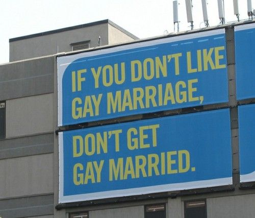 Don't get gay married.Exactly, Equality Right, Gay Marriage, Quotes, Simple, Funny, Gay Married, Things, True Stories