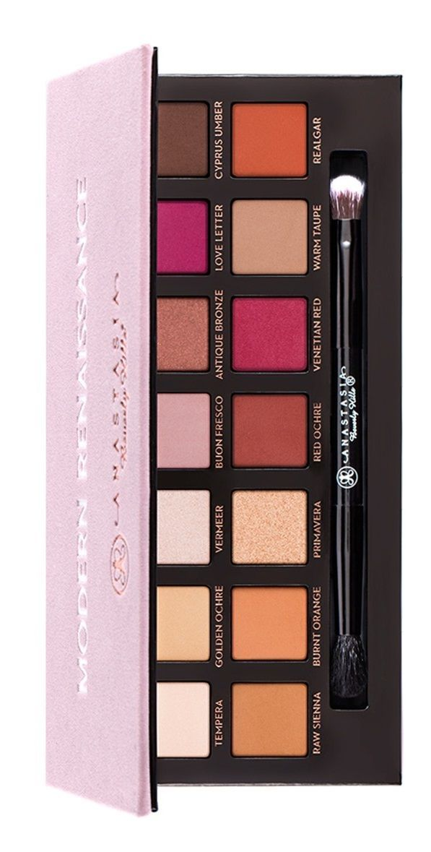 Modern Renaissance Eyeshadow Palette Back In Stock & 20% Off