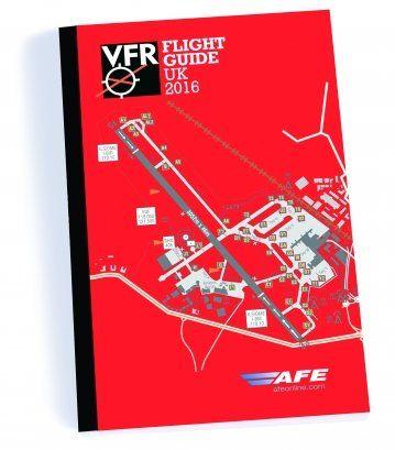 flygcforum.com ✈ UK VFR FLIGHT GUIDE 2016 ✈ A flight guide designed by pilots, for pilots - Softback ✈