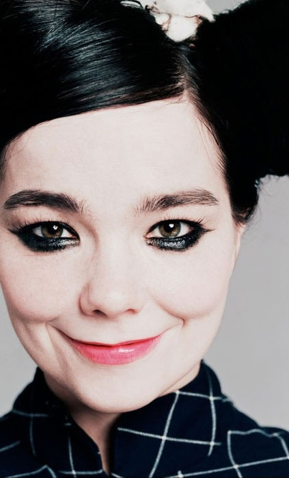 bjork and the minnie mouse mix up