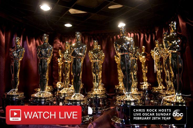 Watch Oscar 2016 Live Stream