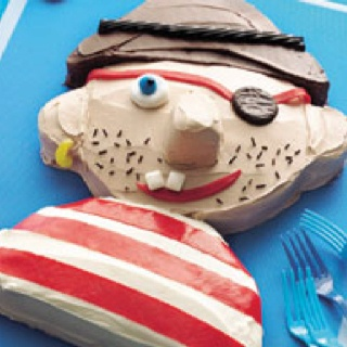 Pirate cake Betty crocker