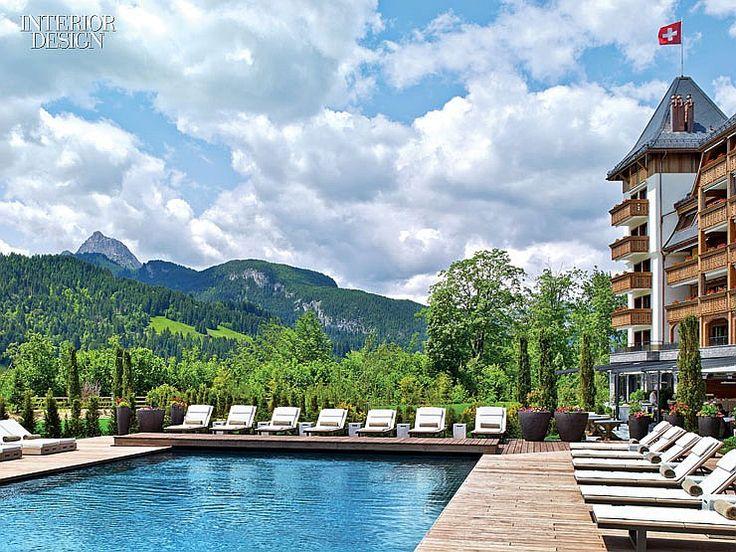 Hotel outdoor pool design  Die 191 besten Bilder zu Projects: Swimming Pools auf Pinterest ...