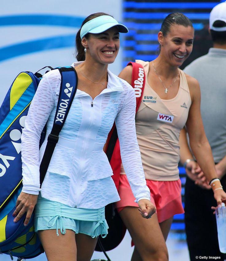 .@MHingis/@Flavia_Pennetta into @WuhanOpenTennis final! Play Black/Garcia next--> http://wtatenn.is/WZz6h7  #WTA