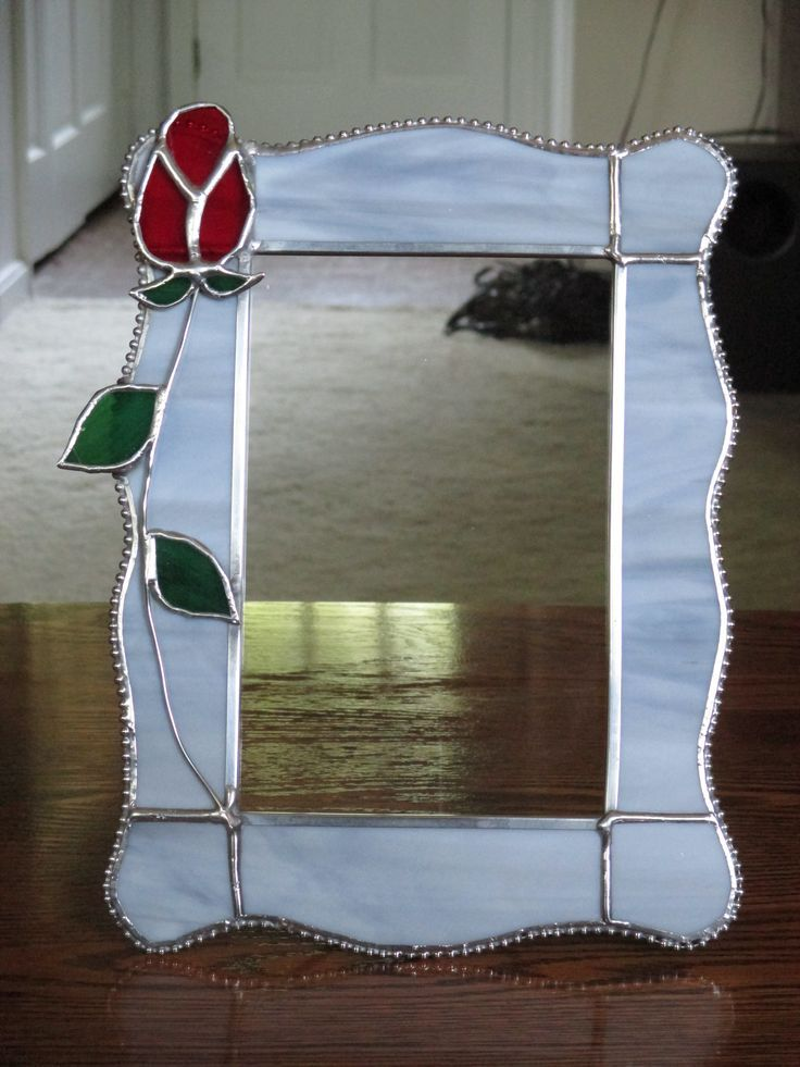 Image result for stained glass picture frame