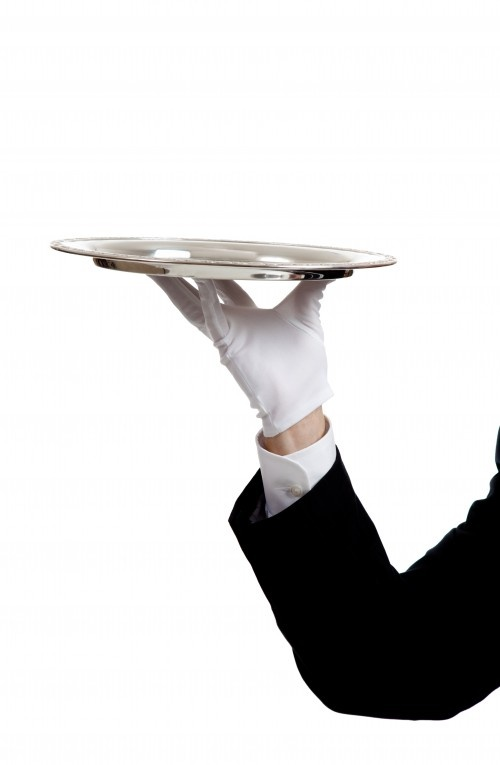 Waiters Arm Holding A Serving Tray Pirates In 2019