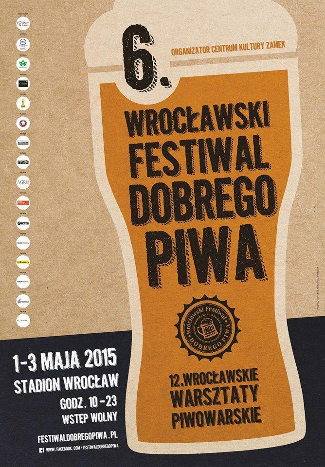 Drugi już piwny festiwal na Stadionie Wrocław 1-3 maja