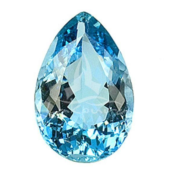 If you can imagine the blue of the Mediterranean, it is understandable why the birthstone of March is called Aquamarine. Description from birthstoneshop.blogspot.com. I searched for this on bing.com/images
