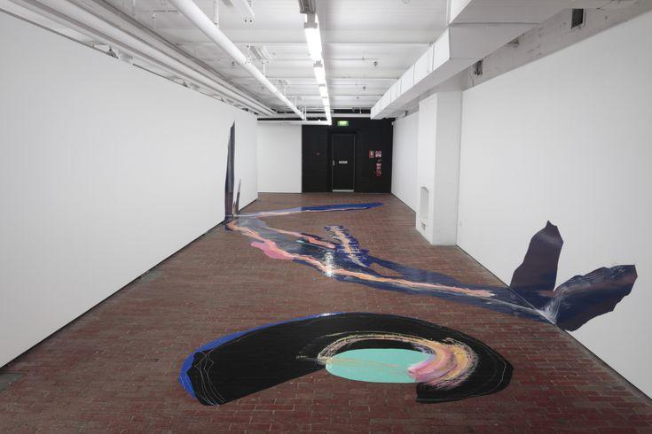 Radius and Extension (c) 2014 Naomi Nicholls @ C3 Contemporary Art Space