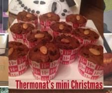 Thermonat's Mini Christmas Cakes   Official Thermomix Recipe Community   #Thermomix   #ChristmasRecipes