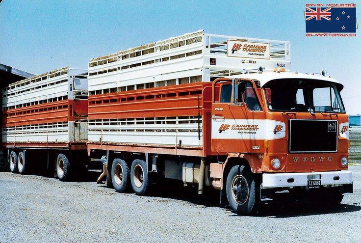 Volvo G88 Farmers New-Zeland