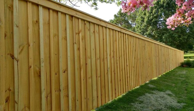 Wood Board And Batten Fences Gates Screens Amp Railings