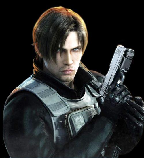leon s kennedy   Leon S. Kennedy - Resident Evil Wiki