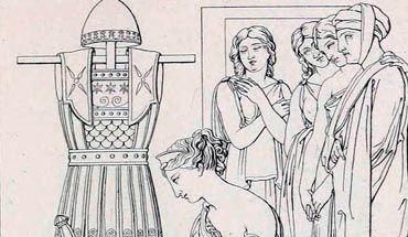 ODISSEA Libro 21: Ulisse mette la freccia al suo arco e supera i pretendenti | ALIBI Online