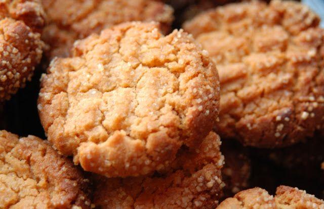 Biscuits au beurre de cacahuètes Sans Gluten, paulinealacremefr.blogspot.fr