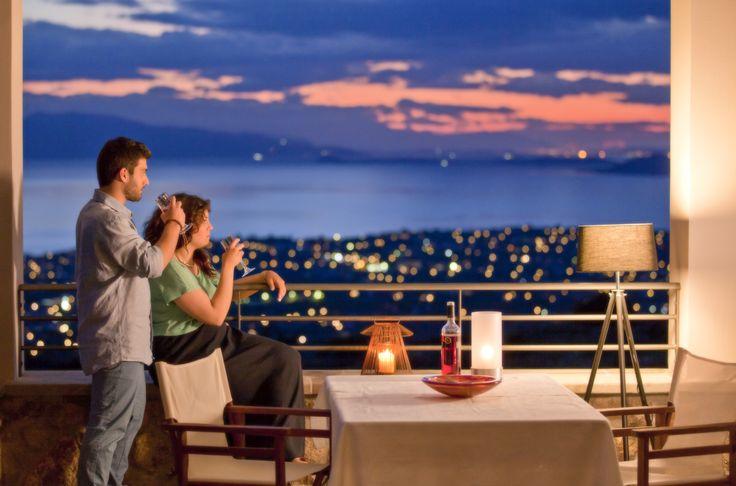 Artemis #suite is ideal for #romantic escapes!  @Marini Luxury Apartments & Suites