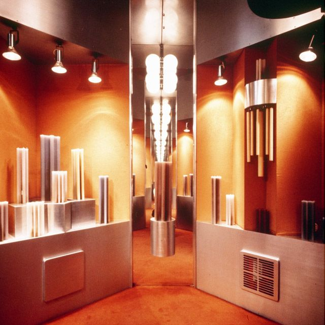 hans hollein 1985 laureate retti candleshop interior. Black Bedroom Furniture Sets. Home Design Ideas