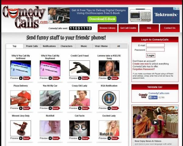 8 Best Free Prank Call Websites to Prank your Folks... comedy calls are one of the best prank call websites to make prank calls to your friends #prankcallwebsites #prankcalls #pranks