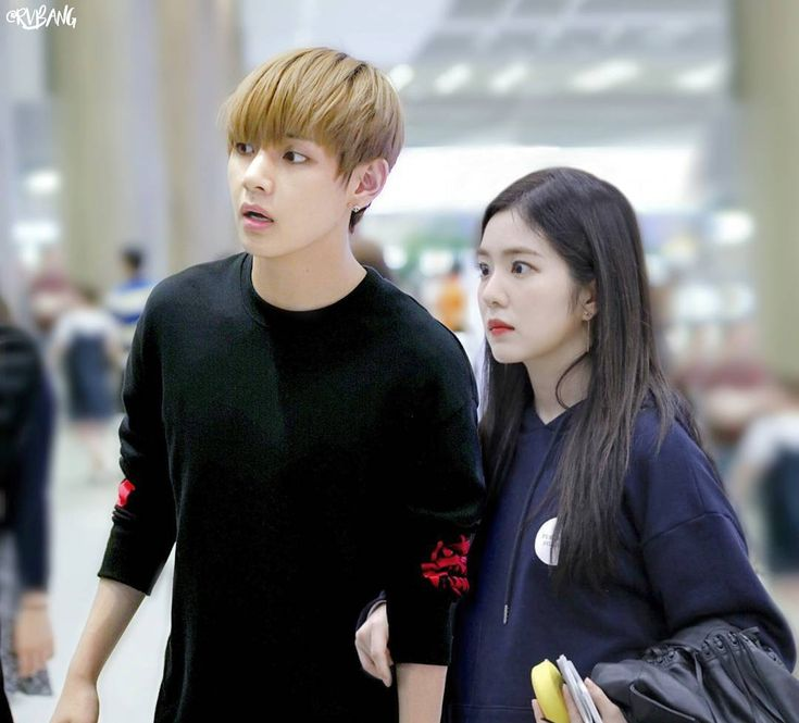 Vrene taehyung and Irene