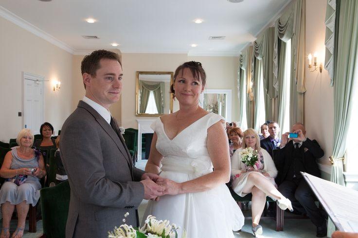 Wedding - Portsmouth Registry Office Reception at Merchistoun hall in Horndean