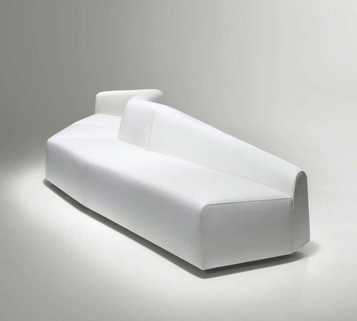 White Unique Design of Abcd Sofa Design ~ http://www.lookmyhomes.com/unique-design-of-abcd-sofa-for-living-room/