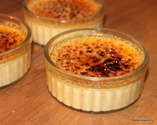 Op BakkenzoalsOma: Een Crème Brulee die niet mislukt. Volg je dit recept, dan heb je gegarandeerd succes!