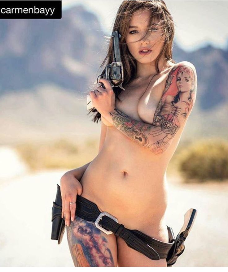 Beautiful Tattooed Women Nude