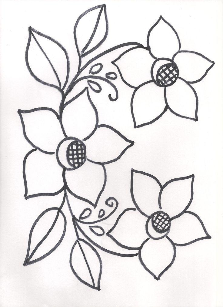 Arte Brasil | Pano de Copa Flor Lola - Valquíria Campanelli