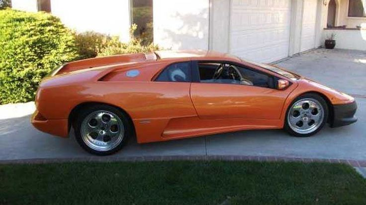 ... Lamborghini Diablo replica for sale ...
