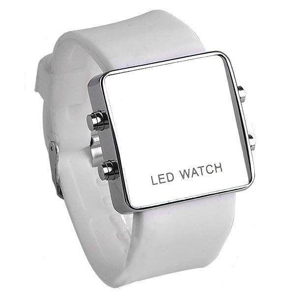 MW-4316   LED Digital Watch With Rubber Strap--Unisex #mechanical #man #watch #wristwatch #menwatch #malewatch #quartzwatch #rhinestone #fashion #famousbrand #brandwatch #watchfashion #brand #famous