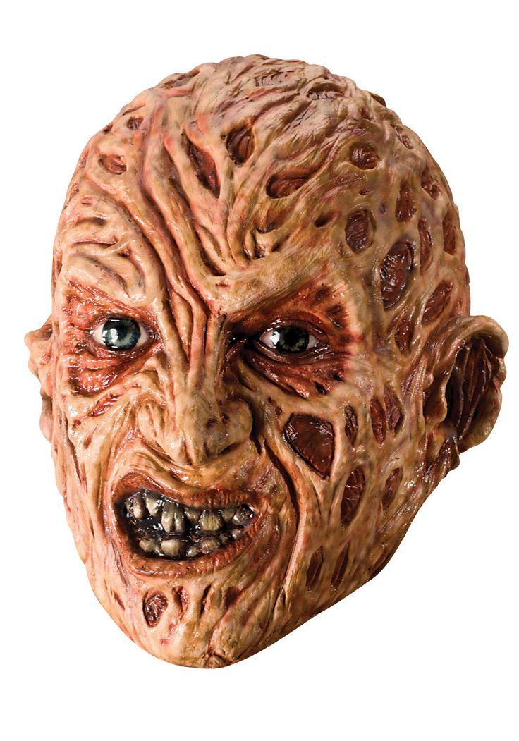 freddy krueger   Freddy Krueger Vinyl Mask
