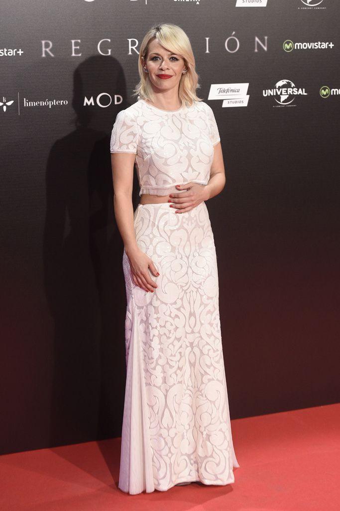 Premiere de 'Regresión' en Madrid. María Adanez
