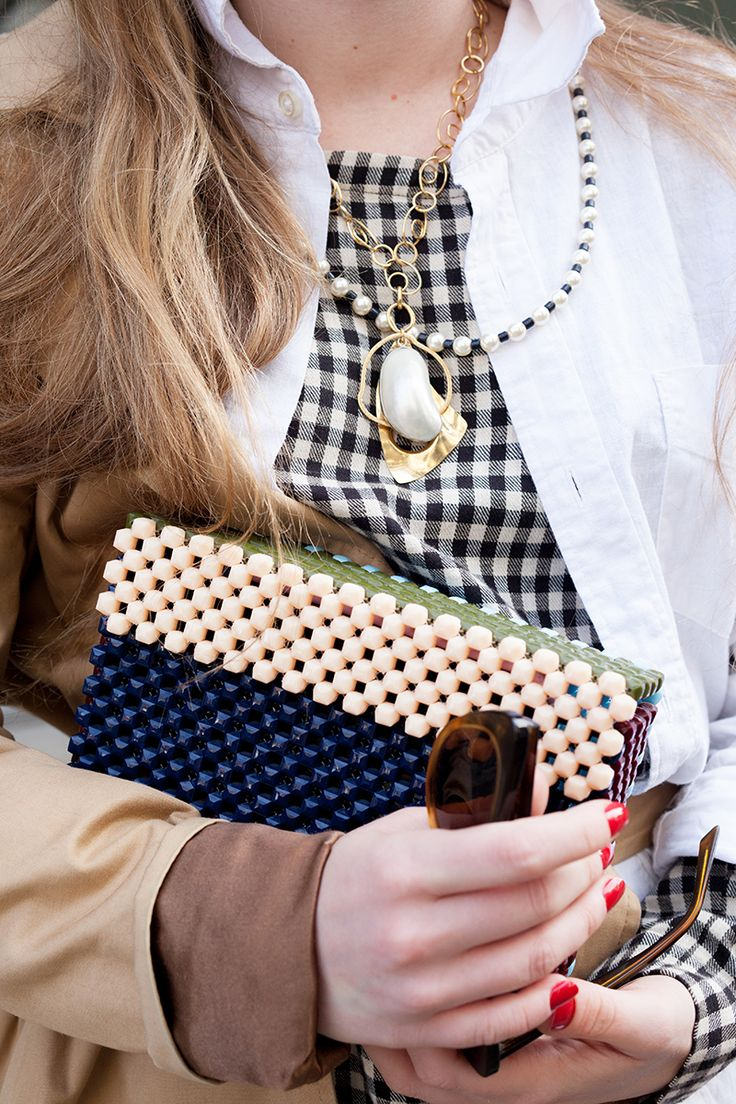 This clutch is an outfit maker
