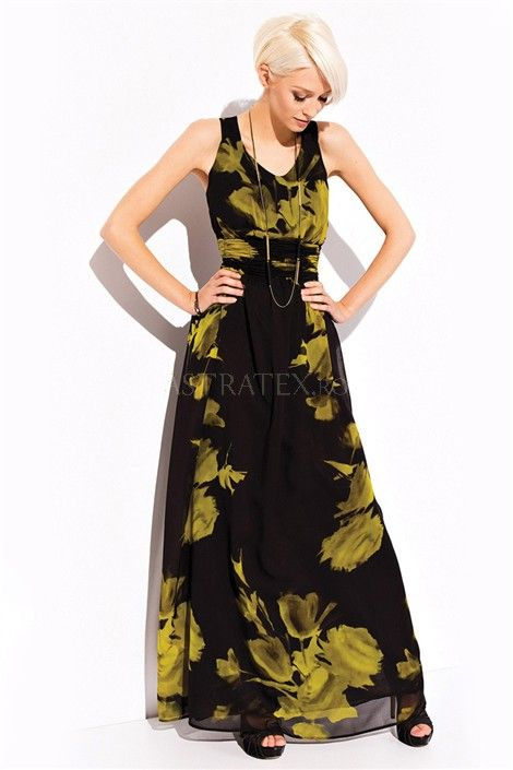 Rochie de lux Roxanne - Ideala pentru serile calduroase de vara!