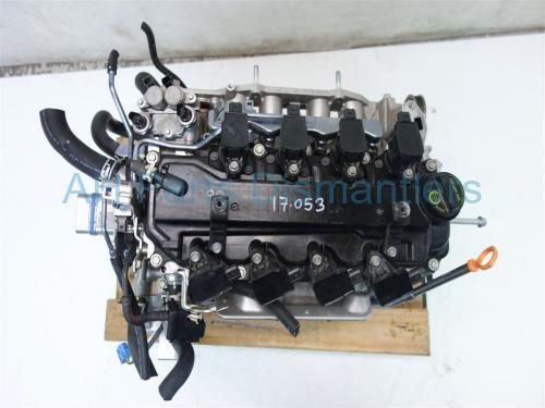 Used 2013 Honda Civic MOTOR / ENGINE - MILES=40K WRNTY=6MT CRACK TIMING COVER . Purchase from https://ahparts.com/buy-used/2013-Honda-Civic-MOTOR-ENGINE-MILES-40K-WRNTY-6MT/128883-1?utm_source=pinterest