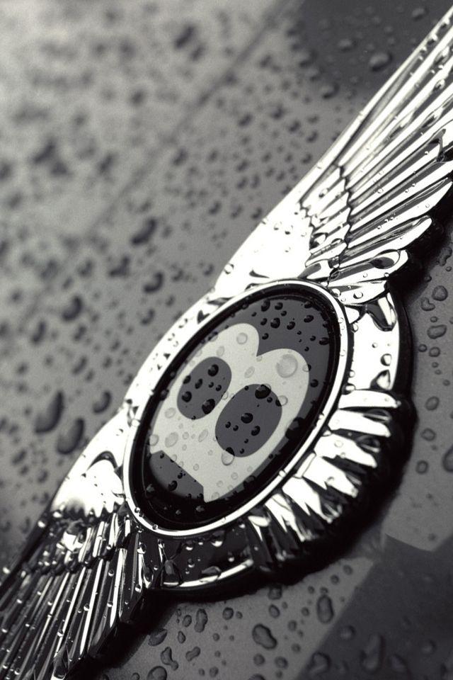Visit The MACHINE Shop Café... ❤ Best of Bentley @ MACHINE ❤ (Bentley Motors Flying Spur Logo)