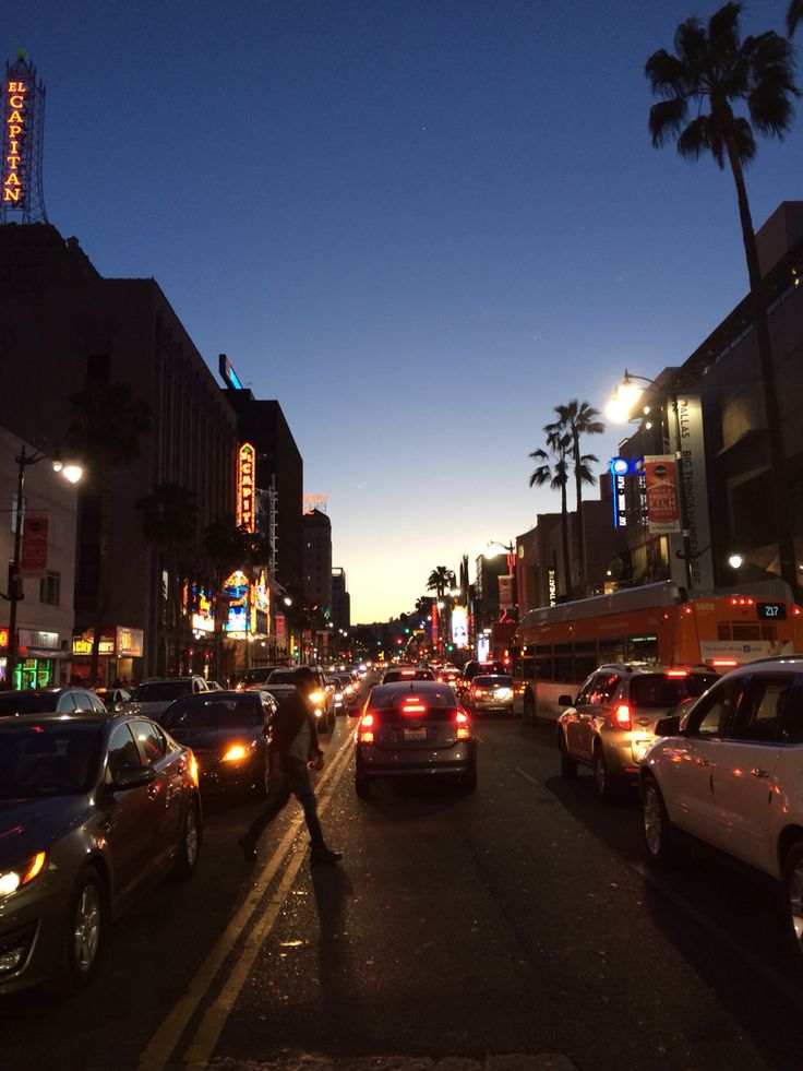 Los Angeles, Hollywood