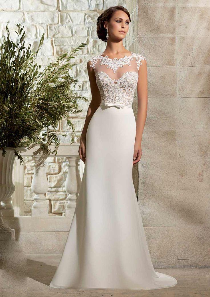 Нарядное белое платье вечернее
