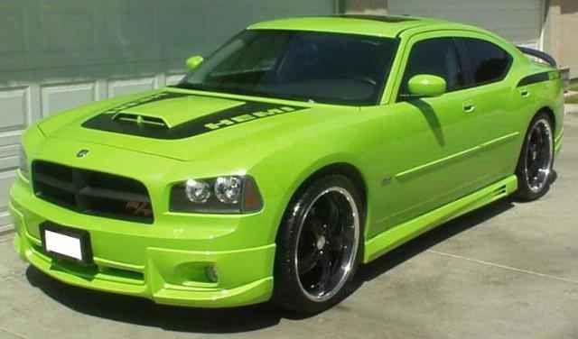 Dodge Charger  RT Daytona