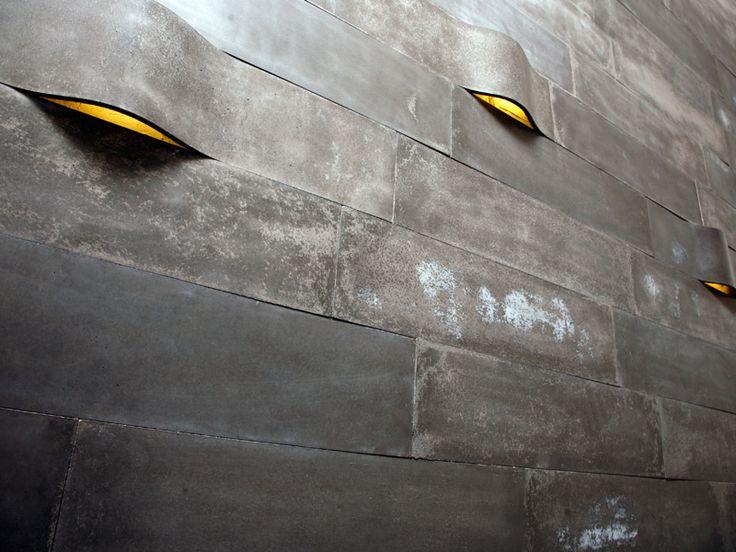 how to make concrete light fixtures
