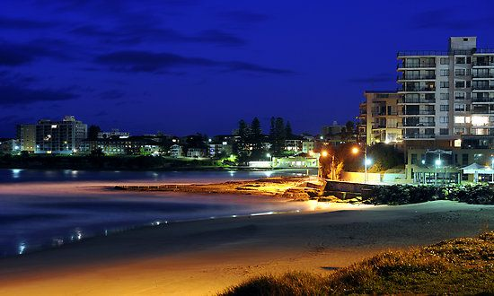 Cronulla Beach, Australia by Bill Fonseca