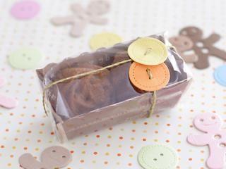 「フィナンシェのラッピング#1」Miraさんの3分間ラッピング | お菓子・パンのレシピや作り方【corecle*コレクル】