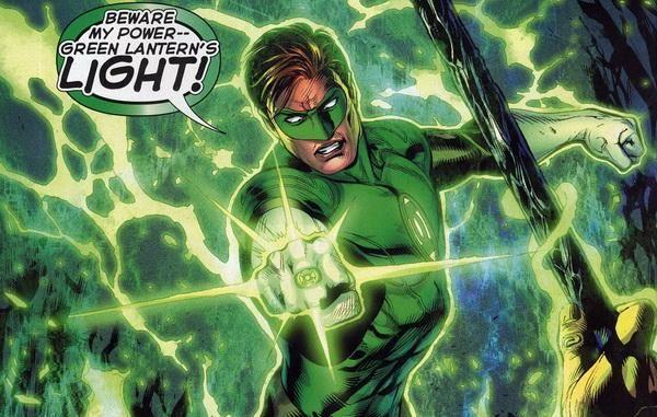 Justice League Movie Fan Cast-Green Lantern