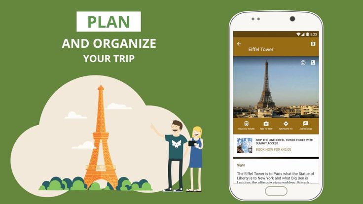 A Custom Animation Promo Video for TripWolf, an app providing reliable travel information. Tripwolf, your travel guide with over 600 destinations worldwide. ...